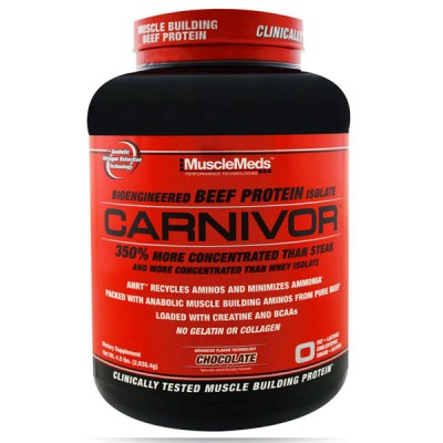 MuscleMeds Carnivor Beef Protein Isolate 2kg