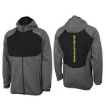 MUSCLEPHARM  PERFORMANCE FULL ZIP HOODY
