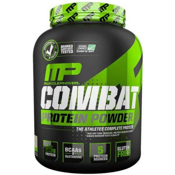 MusclePharm Combat Protein Powder 1.8kg 10% OFF