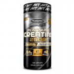 Muscletech Platinum Creatine 2500 - 120 Caps *25% OFF*