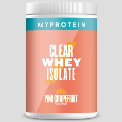 MyProtein Clear Whey Isolate 20 Servings