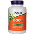 NOW Foods EGCg Green Tea Extract - 180 Veg Capsules