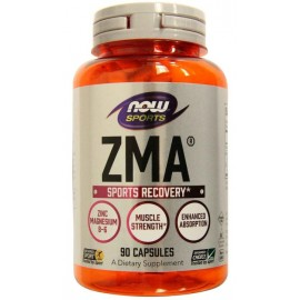 NOW Sports ZMA Recovery 180 Caps