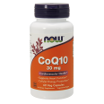 NOW Foods CoQ10 30mg -  120 Veg Caps