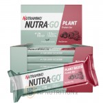 Nutramino Nutra Go Plant Protein Bar 15 x 35g
