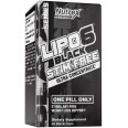 Nutrex Lipo 6 Black Stim Free Ultra Concentrate - 60 Caps