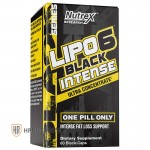 Nutrex Lipo-6 Black Intense Ultra Concentrate 60 Caps