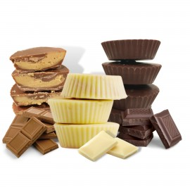 Nutry Nuts Protein Milk Chocolate Peanut Butter Cups - Pack of 12