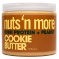 Nuts N More Cookie Butter High Protein + Peanut 454g