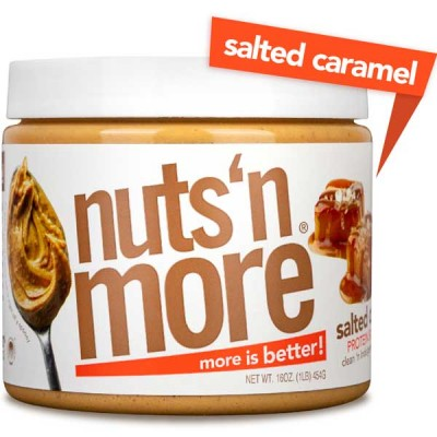 Nuts N More High Protein Spread 454g