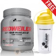 Olimp RedWeiler Pre-Workout - 480g + Olimp Shaker