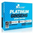 Olimp Platinum Ginseng 550 Sport Edition (Korean & American) 60 Caps