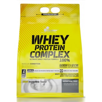Olimp Whey Protein Complex 100% - 2.27kg