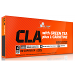 Olimp CLA with Green Tea plus L-carnitine - 60 Caps *20% Off*