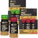 Optimum Nutrition Energy Pre Workout Shots x 12 *SPECIAL*