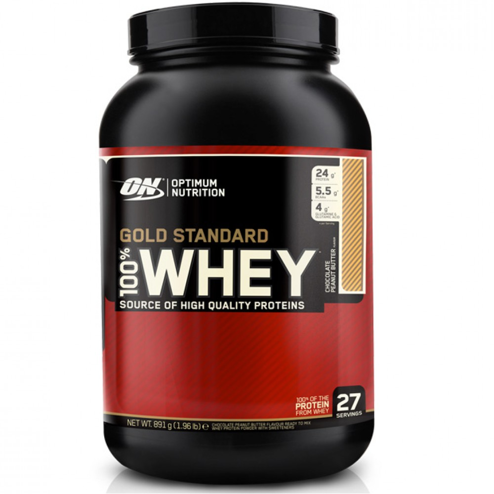 Optimum Nutrition Gold Standard Whey Protein 908g  *Exclusive New Flavour*