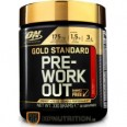 Optimum Nutrition Gold Standard Pre Workout  *Excess powder on Seal *