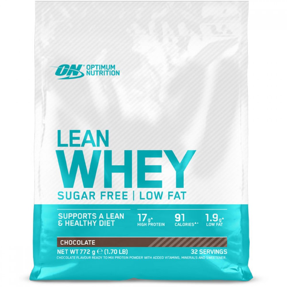 Optimum Nutrition Lean Whey 740g *30% OFF* + FREE Face Mask