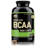 Optimum Nutrition BCAA 1000 - 200 Caps  *BB 11-2019*