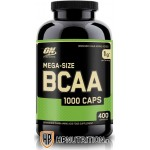 Optimum Nutrition BCAA 1000 - 400 Capsules  *BB 11/2019*