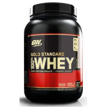 Optimum Nutrition Gold Standard Whey Protein 2lb/908g
