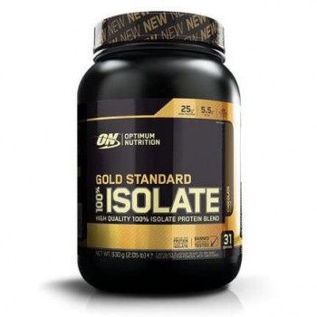 Optimum Nutrition Gold Standard Whey Isolate 930g