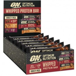 Optimum Nutrition Whipped Protein Bar 60g - Variety Pack