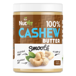 NutVit Cashew Butter Smooth 1kg