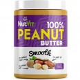 NutVit 100% Smooth Peanut Butter - 1kg