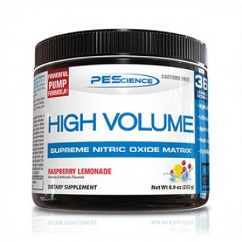 PEScience High Volume - 280g + FREE Pes Select  Protein Sachet