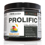 PEScience PROLIFIC Pre Workout 280g