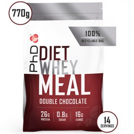 PhD Diet Whey Meal 770g (Meal Replacement & Vitamins)
