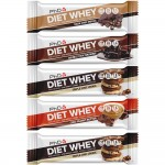 PhD Diet Whey Protein Bar 5 PACK | High Protein | Low Sugar