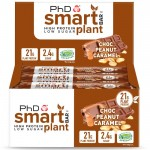 PhD Smart Vegan plant protein Bar 12x64g