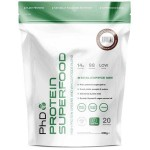 PhD Protein SuperFood Vegan Greens Plant Protein 500g