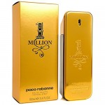 Paco Rabanne 1 Million For Men Eau de Toilette 100ml for Him  10% off