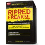 PharmaFreak Ripped Freak 2.0 Fat Burner (60 caps) *25% OFF*