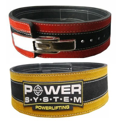 Power System STRONG LIFT 3840 LEATHER BELT (Colour May Vary)
