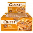 Quest Nutrition Protein Bars - Box of 12 *Maple Waffle*