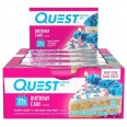 Quest Nutrition Protein Bars - Box of 12 *BIRTHDAY CAKE*