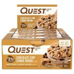 Quest Nutrition Protein Bars - Box of 12 *CHOC CHIP COOKIE DOUGH