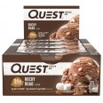 Quest Nutrition Protein Bars - Box of 12 *Rocky Road*