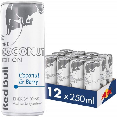 Red Bull Energy Coconut Berry Edition 250ml x 12 Cans