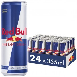 Red Bull Energy Drink 355ml x 24 Cans