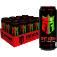 REIGN Energy 500ml (200mg Caffeine + BCAA ) - Pack of 12