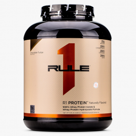 RuleOne Naturally Flavoured R1 Whey Protein Isolate & Hydrolysate 2.3kg