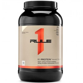 RuleOne Naturally Flavoured R1 Whey Protein Isolate & Hydrolysate 1.16kg