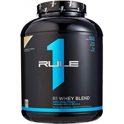Rule1 R1 Whey Protein Blend 2.2Kg