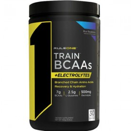 RuleOne R1 Train BCAA's With Citrulline Malate + Electrolytes 450g