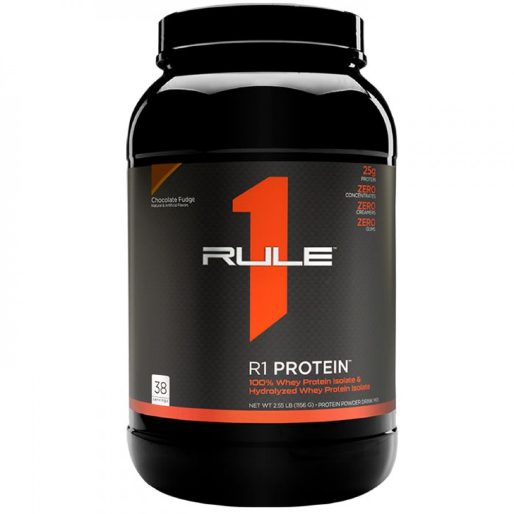 RuleOne R1 Whey Protein Isolate & Hydrolysate 1.156kg